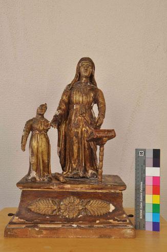 Die Erziehung Maria, vor den Massnahmen