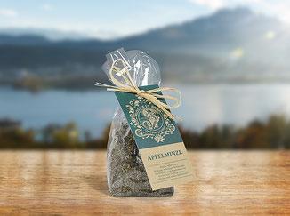 Kloster St. Anna Produkt; Tee, Teesorten