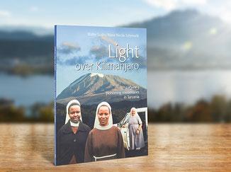 Kloster St. Anna Produkt; Buch Licht am Kilimanjaro, Tansania, Nicola Schmucki, Walter Ludin, English