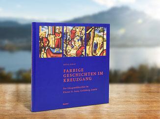 Kloster St. Anna Produkt; Buch Geschichten im Kreuzgang, Gerlisberg, Heinz Horat