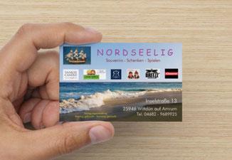 Amrumer Puzzle Shop Nordseelig