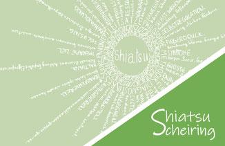 Shiatsu-Scheiring-Logo, ShiatsuTherapie, Cham