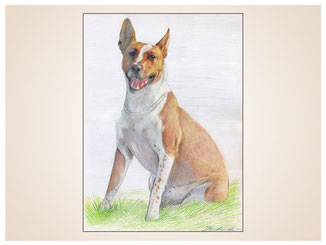 auftragsmalerei-inna-bredereck-kunstwerk-portrait-terrier-wiese-hund-achtsam
