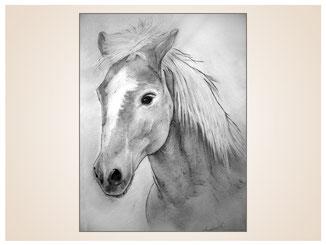 auftragsmalerei-inna-bredereck-kunstwerk-pferdeportrait-nuestern-maehne-pferdekopf