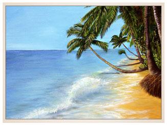 auftragsmalerei-inna-bredereck-acrylgemaelde-oelfarbe-kunstwerk-galerie-strand-meer-bransung-palmen