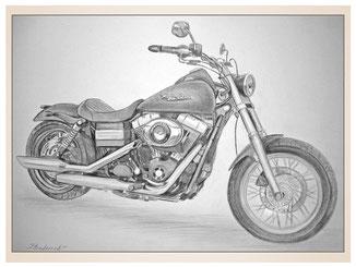 auftragsmalerei-inna-bredereck-kunstwerk-gegenstaende-gegenstandsmalerei-harley-davidson-usa-motorrad