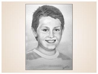 inna-bredereck-auftragsmalerei-portraitzeichnung-kunstwerk-pullover-junge-bub-lachen