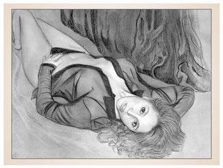 inna-bredereck-auftragsmalerei-aktmalerei-aktzeichnung-frau-erotik-busen-laken-kunstwerk