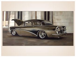 auftragsmalerei-inna-bredereck-kunstwerk-gegenstaende-oldtimer-auto-motorhaube