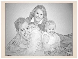 inna-bredereck-auftragsmalerei-familienportrait-kunstwerk-portraitzeichnungen-familie-kind-frau-mann