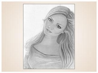 inna-bredereck-auftragsmalerei-portraitzeichnung-kunstwerk-frau-haare-schoehnheit