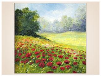 auftragsmalerei-inna-bredereck-mohnblumen-wiese-landschaft-kunstwerk