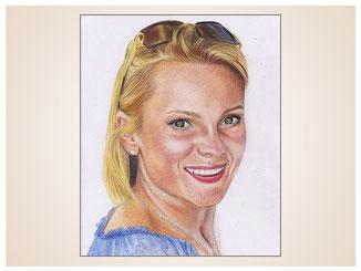 inna-bredereck-auftragsmalerei-portraitzeichnung-kunstwerk-frau-sonnenbrille