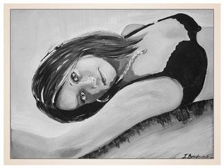 inna-bredereck-auftragsmalerei-frau-acrylgemaelde-aktzeichnung-aktmalerei-busen-bh-erotik-kunstwerk