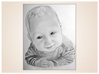 inna-bredereck-auftragsmalerei-portraitzeichnung-kunstwerk-fingerchen-baby-lachen