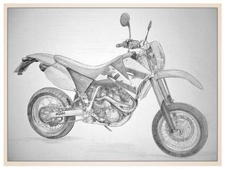 auftragsmalerei-inna-bredereck-kunstwerk-gegenstaende-gegenstandsmalerei-motocross-motorrad-kiaa