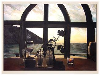 auftragsmalerei-inna-bredereck-fenster-rose-glas-sonnenuntergang-kunstwerk