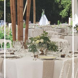 se marier dans un château chapiteau bambou pour mariage champêtre île de france château  lieu exceptionnel  salle de mariage proche de paris autour de paris île de france région parisienne salle pour mariage chpiteau bambou tente bambou mariage