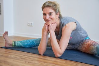 Yoga, Geist, Atem, Pranayama, Asanas