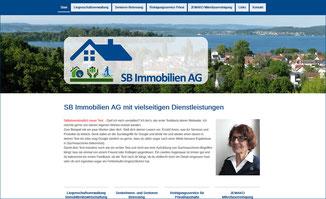 SB Immobilien AG - E. Bachmann - 9565 Bussnang