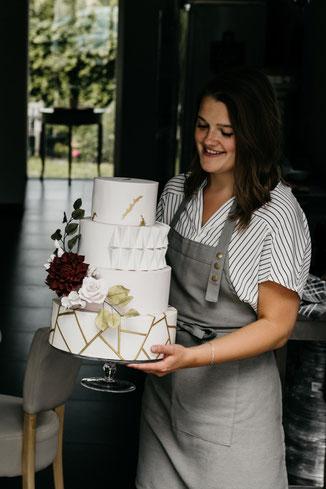 Bruidstaart of sweets bestellen