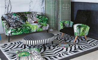 Designers Guild Tissus Belle Rives