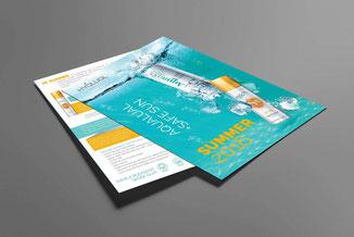 Дизайн листовок, листовки с дизайном, дизайнерские листовки, стоимость дизайна листовок, листовки, дизайн.