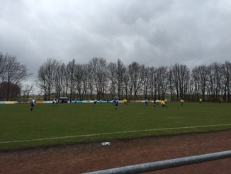 FV Blau-Weiß Röhrsdorf II vs. FCW II