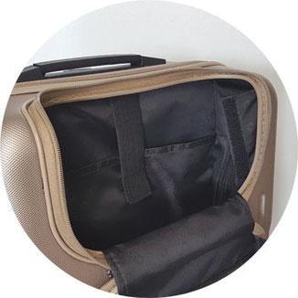 Hauptstadtkoffer Trolley Laptopfach, Kabinentrolley Laptopfach