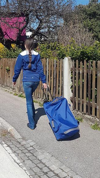 Travelite Reisetasche mit Rollen Test: günstige Travelite Garda im Test