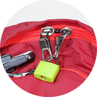 Rucksack mit schloss, rucksack mit schloss sichern