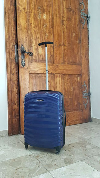 Samsonite Lite Shock Spinner 55/20