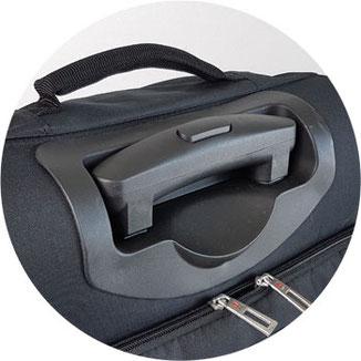 Teleskopgriff Karabar Gepäck