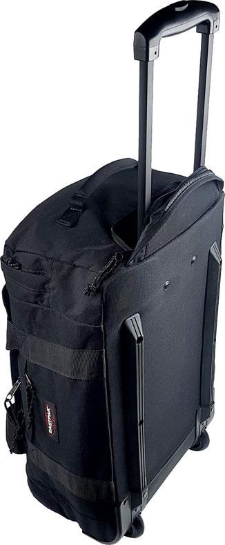 Reisetasche mit Rollen Eastpak, reisetasche handgepäck Flugzeug