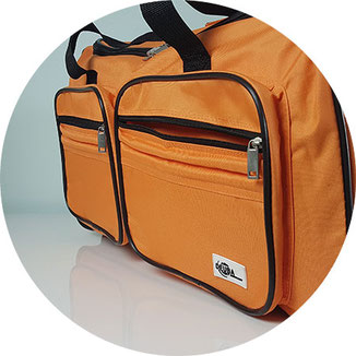 Trolley Reisetasche mit Rollen