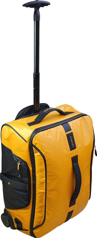 Paradiver Light Reisetasche/Rucksack auf Rollen 55cm, Samsonite Paradiver Light