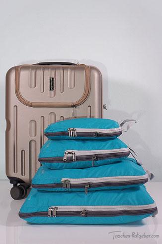 koffer packtaschen test