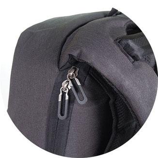rucksack verschließbar