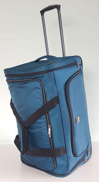 Titan Rollenreisetasche, Reisetasche mit Trolleyfunktion