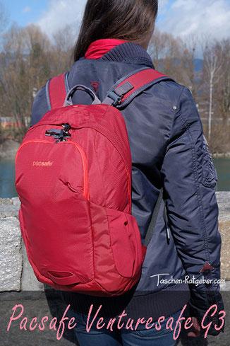 rucksack städtereise, rucksack für städtereise, stadtrucksack herren, stadtrucksack test