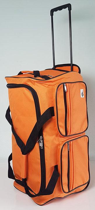 Deuba Reisetasche mit Trolleyfunktion
