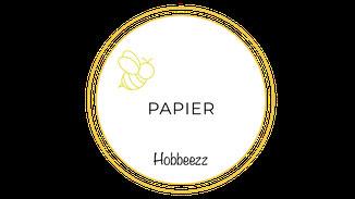 Papier voor het schilderen met bijenwas / encaustic art