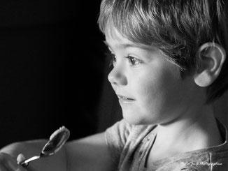 L'enfant et la cuillère