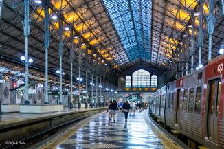 Gare de Lisbonne