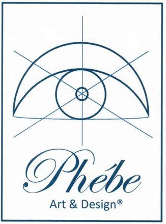 Logo moederbedrijf Phebe Art & Design