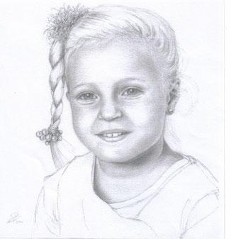 Portrettekening-kind-door-Wil-van-der-Plas-Beeldend-Kunstenaar-Portrettekenaar