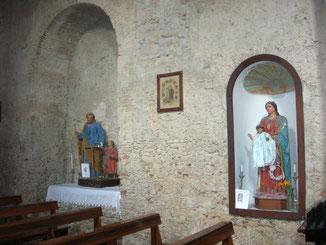 Chiesa dei Cappuccini - S. Giuseppe e Madonna delle Grazie