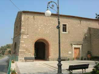 Chiesa dei Cappuccini - veduta
