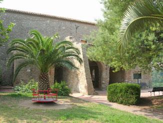 Chiesa dei Cappuccini - parco giochi