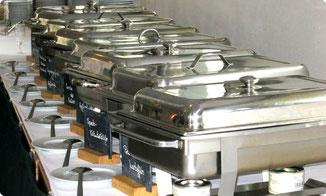 Catering in Aschaffenburg - Einkaufen in Aschaffenburg